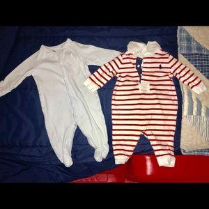 Ralph Lauren Baby Outfits